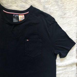 Tommy Hilfiger Shirts - 🌵Tommy Hilfiger : Navy Blue Short Sleeve Tee